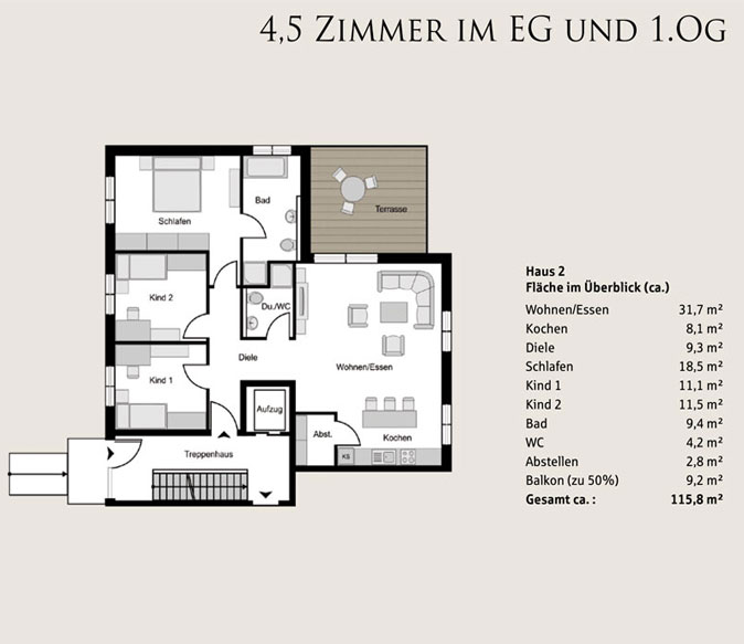 proplus immobilien Bochum kuhlenkamp skizze